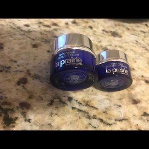 La Prairie Caviar Luxe Cream 5ml & Eye Cream 3ml